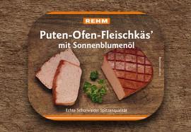 Puten-Ofen-Fleischkäs'