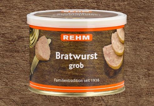 Bratwurst grob
