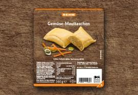 Gemüse-Maultaschen