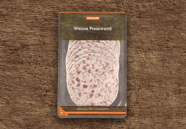 Weiße Presswurst