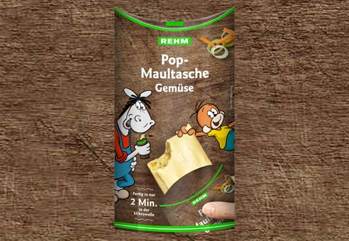 POP-Maultasche Gemüse