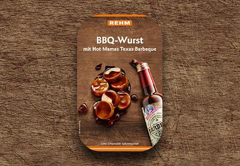 BBQ-Wurst