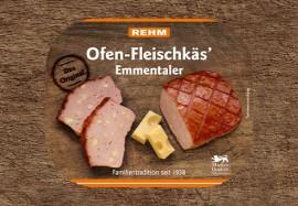 Ofen-Fleischkäs' Emmentaler
