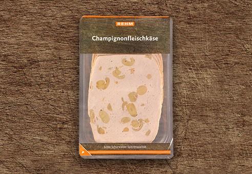Champignonfleischkäse