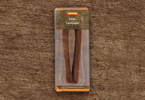 Chili-Landjäger
