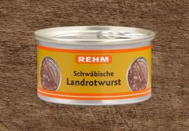 Schwäbische Landrotwurst